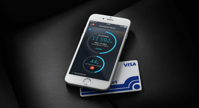 Volvofinans Carpay Apple Pay